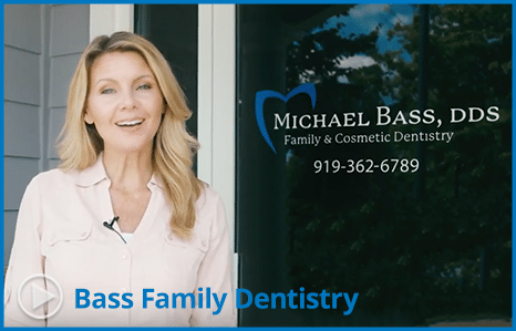 Practice Video Bass Family Dentistry in Apex, NC